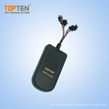 Mini GPS Tracker com 8 MB Data Logger e monitoramento de combustível Gt08-Ez