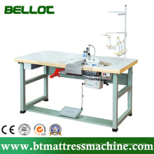 Multifunction Mattress Flanging and Overlock Sewing Machine