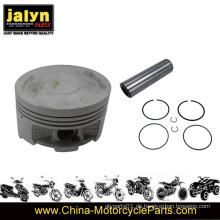 Motorradkolben Set mit Ringen und Pin für 150z 25A0_Dia13X46
