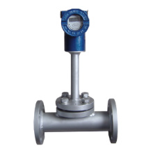 Medidor de flujo de gas objetivo