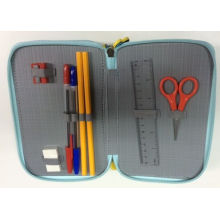 Pen Case with 12color Pencil