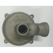 Couvercle de pompe à eau de moulage mécanique sous pression en aluminium OEM-D261