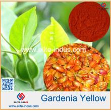 Гардения Желтый порошок Цвет Значение 300/400/500