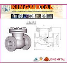 Давления печать обратный клапан 900lb~2500 фунтов