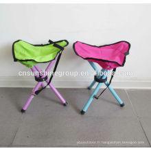 Chaise de pêche carpe, pêche chaise, tabouret pique-nique pliante