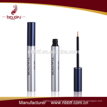 Proveedor de oro China cosméticos de aluminio vacío eyeliner botella AX13-21