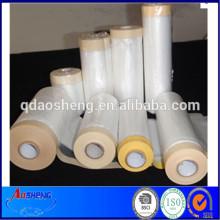 HDPE painable masking plastic