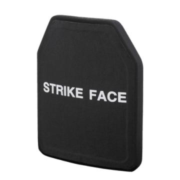 Armadura balística de placa balística à prova de balas ultraleve de nível III que se encaixa em porta-placas padrão
