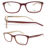 Acetate Optical Frame, Handmade Acetate Optical Frame, Fashion Acetate Optical Frame (OA126037)