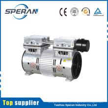 Melhor preço de fábrica 2 cilindro de óleo livre micro bomba de compressor de ar para venda