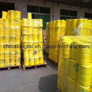 Yellow PP Film Packing Twine