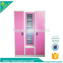 bedroom steel furniture collapsible wardrobe cabinet for philippines