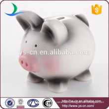 Good quality painted ceramic piggy coin banks wholesale