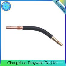 panasonic welding torch parts 500A swan neck