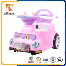 Coche eléctrico lindo chino para bebé en fábrica