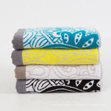 полотенце для ванной производитель Китай жаккардовые полотенце БТТ-058