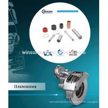 Kits de reparación de pin Knorr Caliper II328090062 - II328090062 0004202282 - 0004200782 Para piezas de repuesto de camiones
