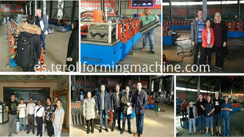 Purlin Making Forming Machine