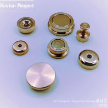 Dia20mm Cup Shape Neodymium Pot DIY holding magnet