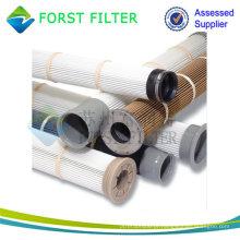FORST PTFE Plissado Nomex Dust Bag Filter Cage Fornecedor