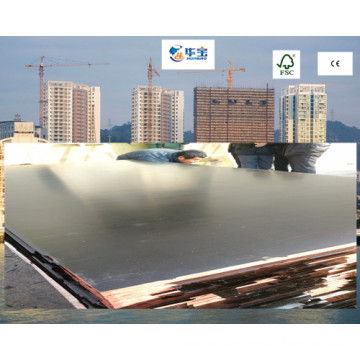 21mm Concrete Formwork Shuttering Plywood