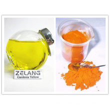 Natural Yellow Pigment Gardenia Extract Powder