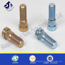 Grade 10.9 Truck bolt Main product hub wheel bolt Zinc finished Hub bolt