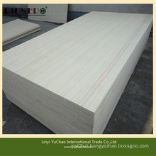 Bb/Cc Grade Hot Sale White Face Plywood for Furniture