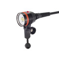 Professional 6500lm Waterproof 100meters IP68 LED Underwater Video Light