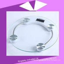 Подгонянные прозрачные цифровые электронные весы для подарка (ЧД-010)