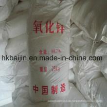 Industrie-ZnO-Zinkoxid 99,7%