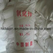 Oxyde de ZnO de qualité industrielle 99,7%