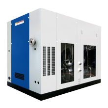 china manufacturing screw dry oil-free air compressor for medical