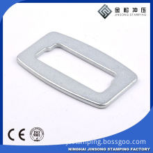 fashion solid alloy pin belt buckles for bag parts