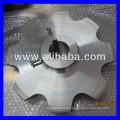 Нержавеющая сталь #304 большие колеса с установочные винты