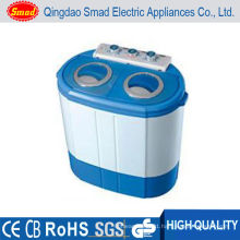 Portable Baby Clothes Mini Twin Tub Top Loading Washing Machine