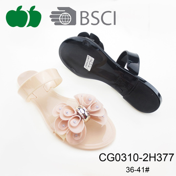 Hot Fashion Good Quality Cheap Women Pvc Slippers