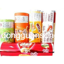 Película de envasado de alimentos soplados laminados / película de alimentos