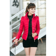 2016 Women Warm Slim Cotton Coat