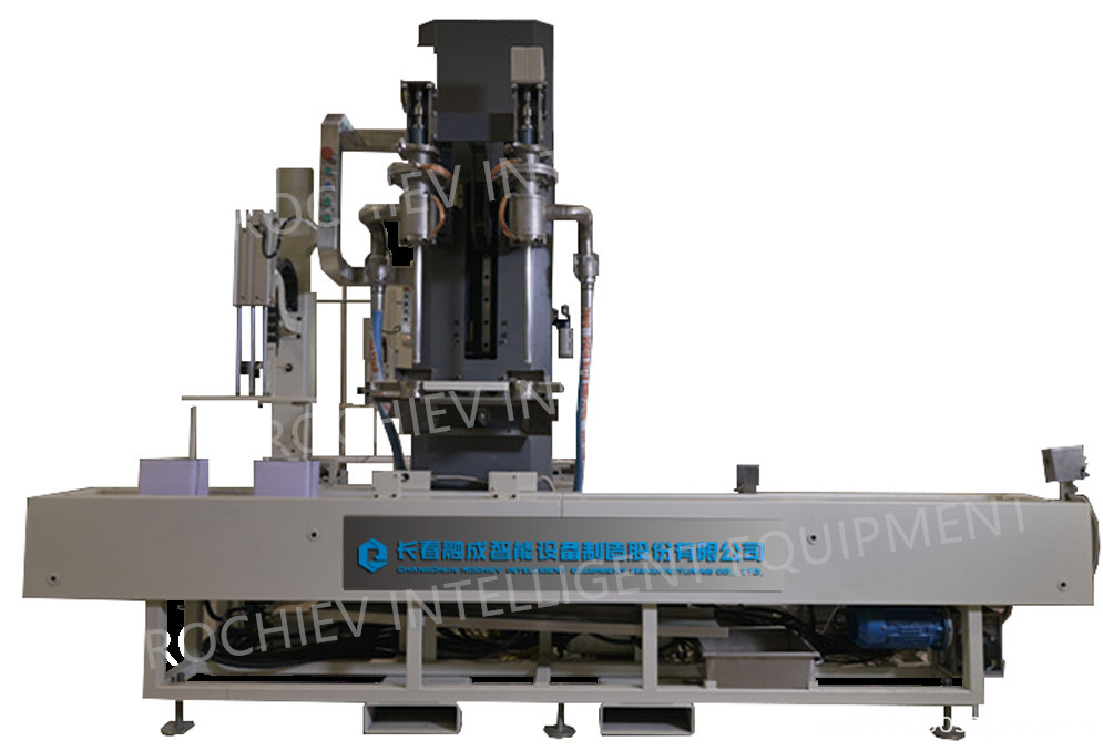 Semi-automatic can filling machine