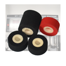 Date printing hot ink roller Dia36mm*32mm Hot melt ink printer roller exp date coding machine hot coding ink roller