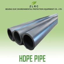 Pékin ZLRC pe 100 Haute résistance à l'usure-tube à eau Hdpe Pipe
