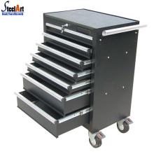 meuble à roulettes à outils métalliques mobiles