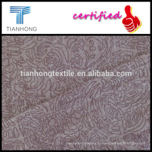 tencel смесь Пряжа окрашенная spandex ткани печати с slub хорошее стрейч для тонкие брюки