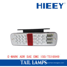 2014 newest wholesale LED trailer lamp tail light rear combination tail light truck tail light stop lamp turn light