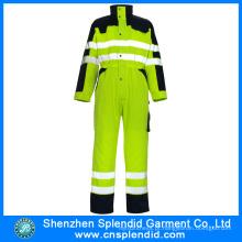 Atacado Trabalho Coverall alta visibilidade Fire Fighting Suit