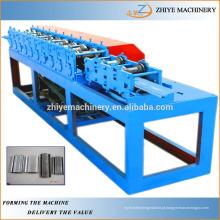 Rolamento de metal galvanizado Roller Shutter Cold Rolling formando máquinas