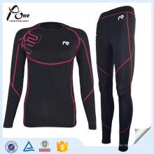 High Spandex trajes deportivos para las mujeres