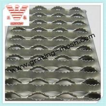 Haute qualité en aluminium / antidérapant / damier / plaque