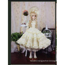 Bjd Clothes Honey Pomelo&Green tea for Ball-jointed Doll